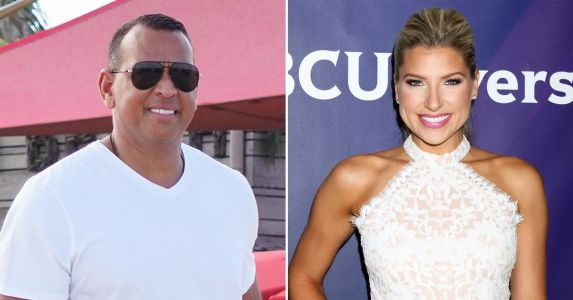 Alex Rodriguez & Rumored New Flame Melanie Collins Visit St. Tropez Shops Just Hours After His Ex Jennifer Lopez Hit Up The Same Stores