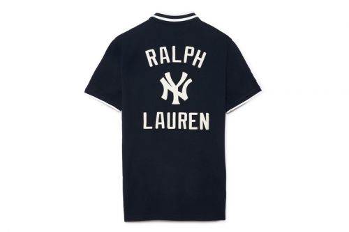 Polo Ralph Lauren Teams with MLB for New York Yankees and Los Angeles Dodgers Polo Shirts