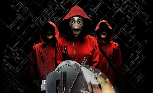 Netflix's Popular Non-English Series Comes To Life In Money Heist: The Experience