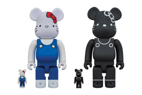 Medicom Toy Drops a Set of Vintage 'Hello Kitty' BE RBRICKs