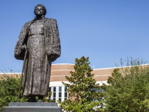 A Statue Honoring Dr. Mary McLeod Bethune Will Make History At The U.S. Capitol