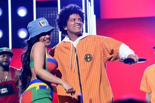 Cardi B and Bruno Mars release steamy new track
