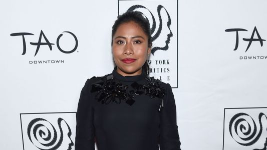 Yalitza Aparicio Continues Her Streak of Excellent Red Carpet Appearances in Prada