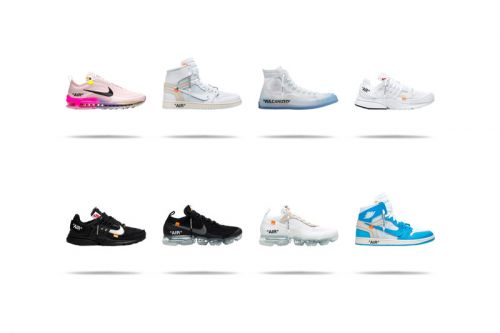 GOAT Is Giving Away Eight Different Pairs of Off-White™ x Nike Collaborations