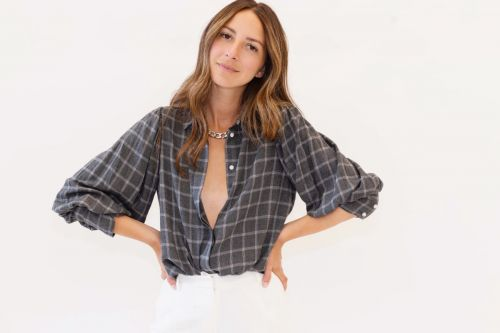 How Arielle Charnas Turned Her Blog, 'Something Navy,' Into a Lifestyle Brand