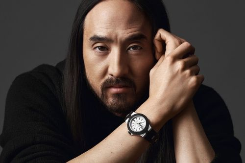 Bulgari Drops Luminous Aluminium Steve Aoki Special Edition