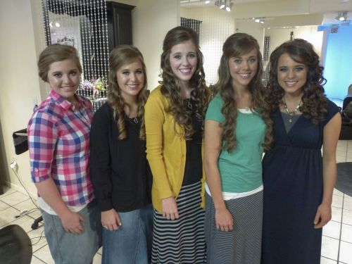 The Duggar Family's Had Quite the Style Evolution Over the Years From Long Skirts to Trendy Pants