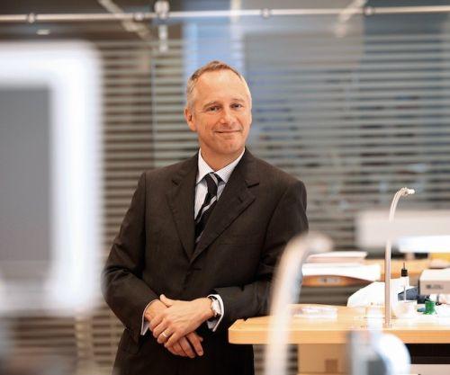 Interview with the CEO of A. Lange & Sohne Wilhelm Schmid
